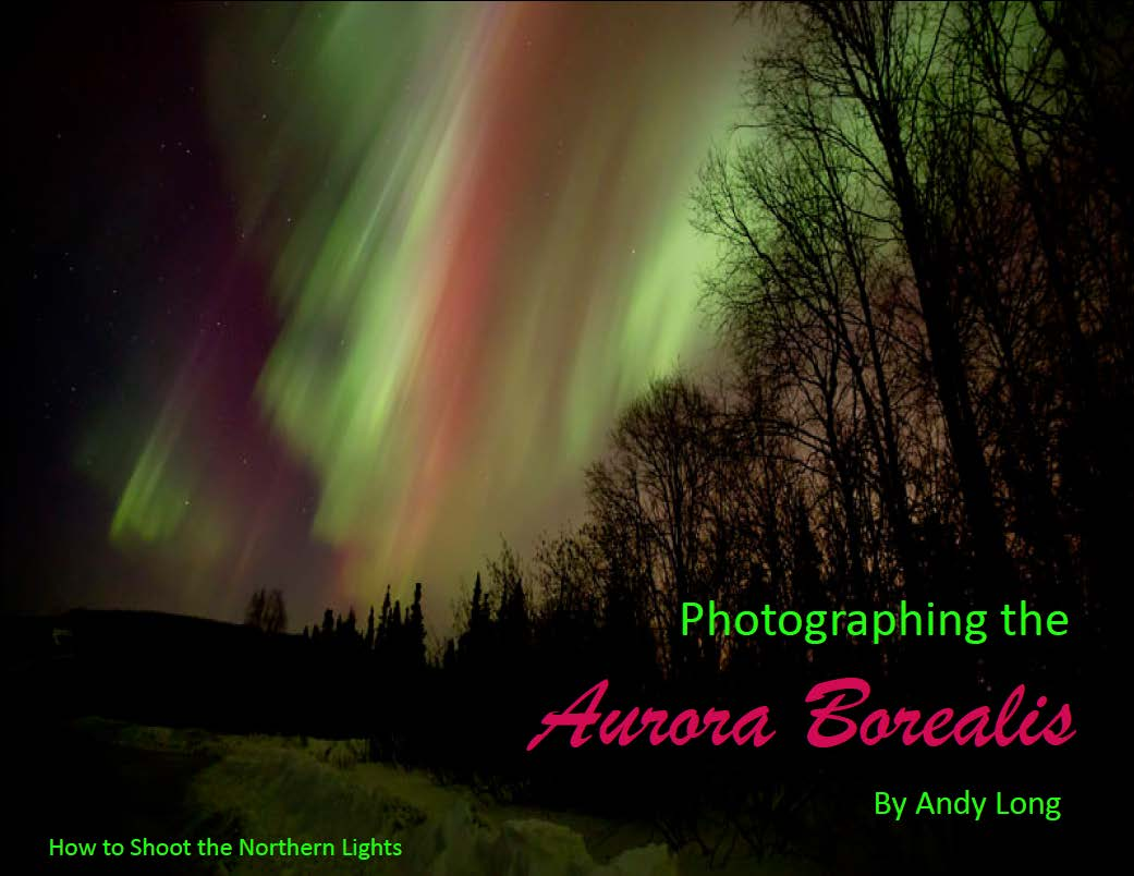 photographing the aurora borealis ebook